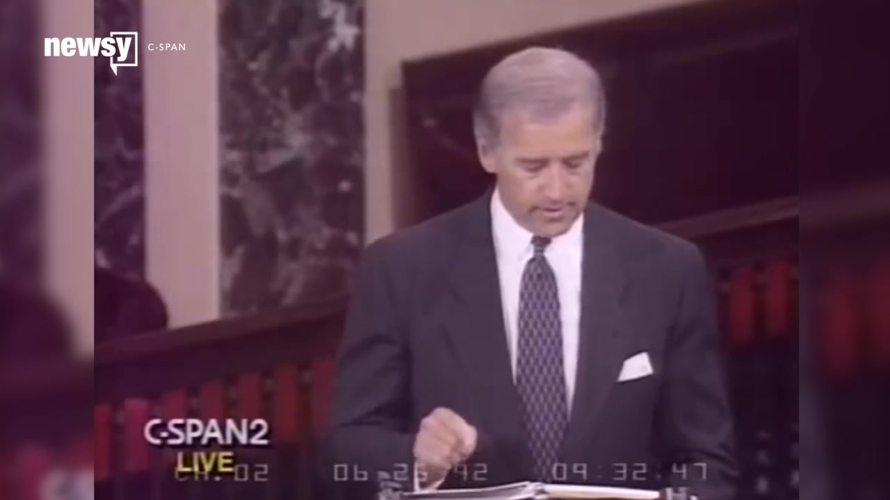 Did Joe Biden Argue Against the President's SCOTUS Nomination in 1992?