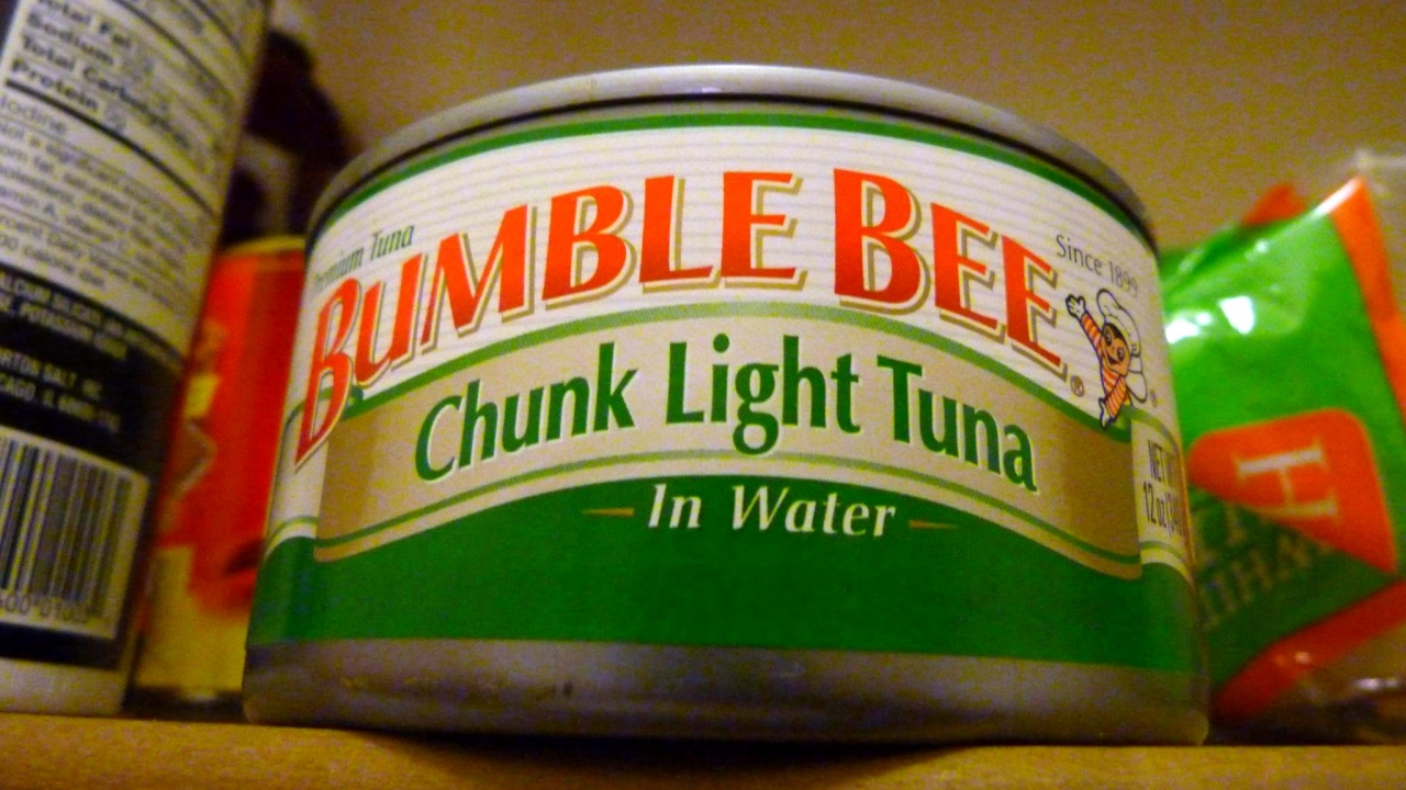 Bumble Bee Foods Recalls 31,500 Cases of Canned Chunk Light Tuna