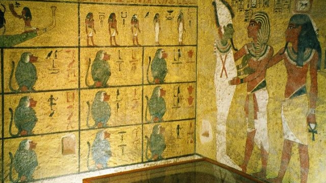 There's a Good Chance King Tut's Tomb Has Hidden Chambers