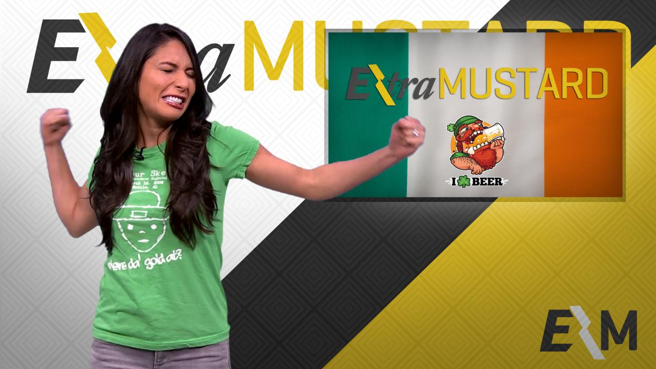 Mustard Minute: A Drinking Game for the NCAA Tournament