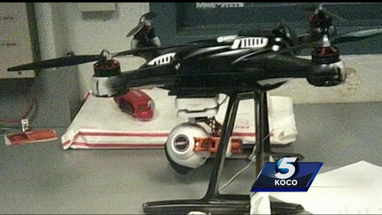 Oklahoma Criminals Are Using New Technology to Coordinate Crimes