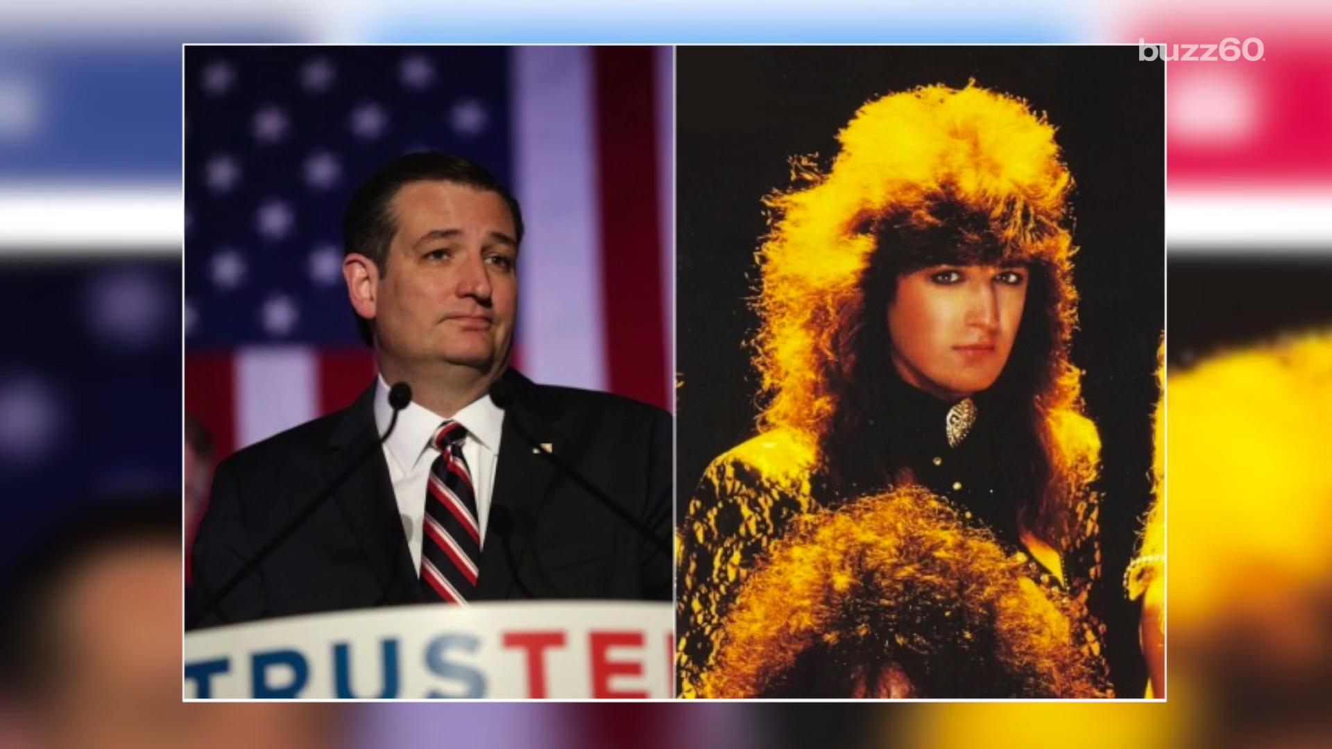 The Internet Thinks Ted Cruz Is the Lead Singer of Stryper