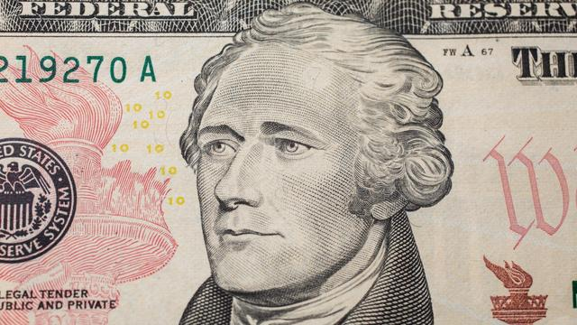 Broadway Star's Dream Of Keeping Hamilton On $10 Bill Likely Coming True
