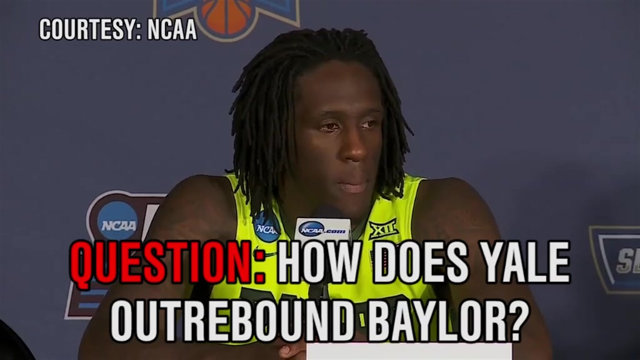 Baylor Player Has Zero Time for Your Bad Postgame Interview Questions