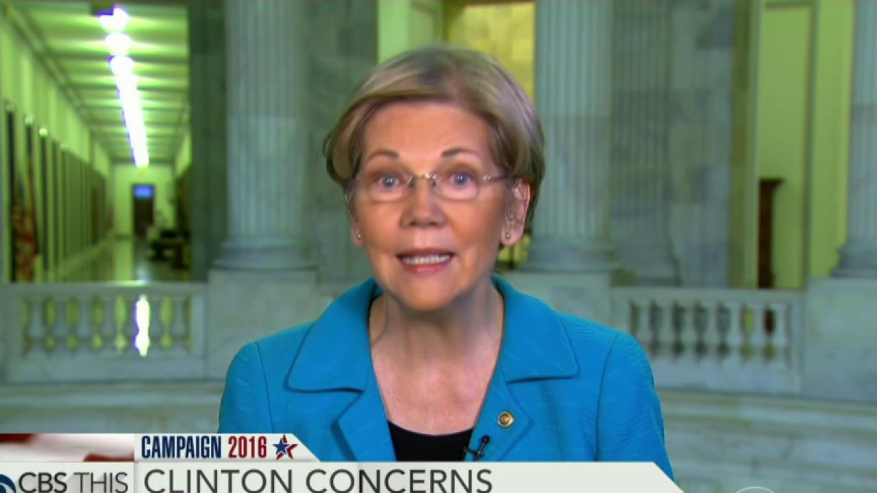 Mika: Will Warren Be Up for Clinton's VP?
