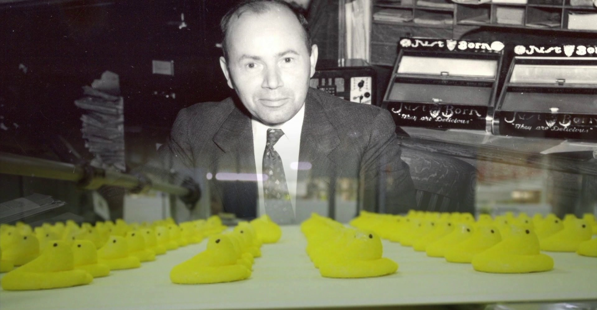 How About That: The Origin of Peeps