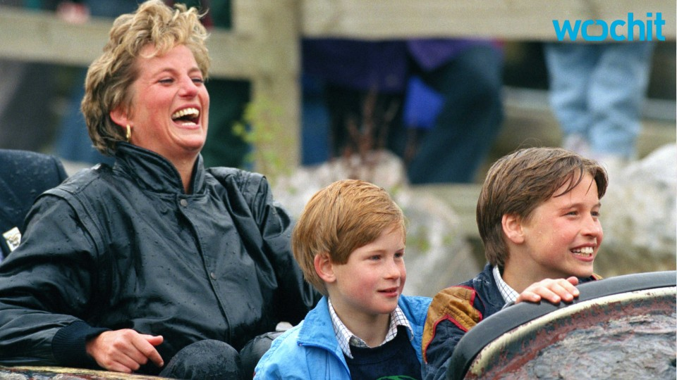 Prince Harry on Princess Diana: I Hope We Make Her Proud