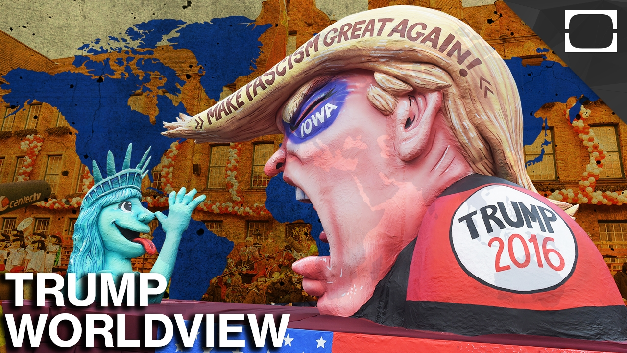 What Does The World Think Of Donald Trump?