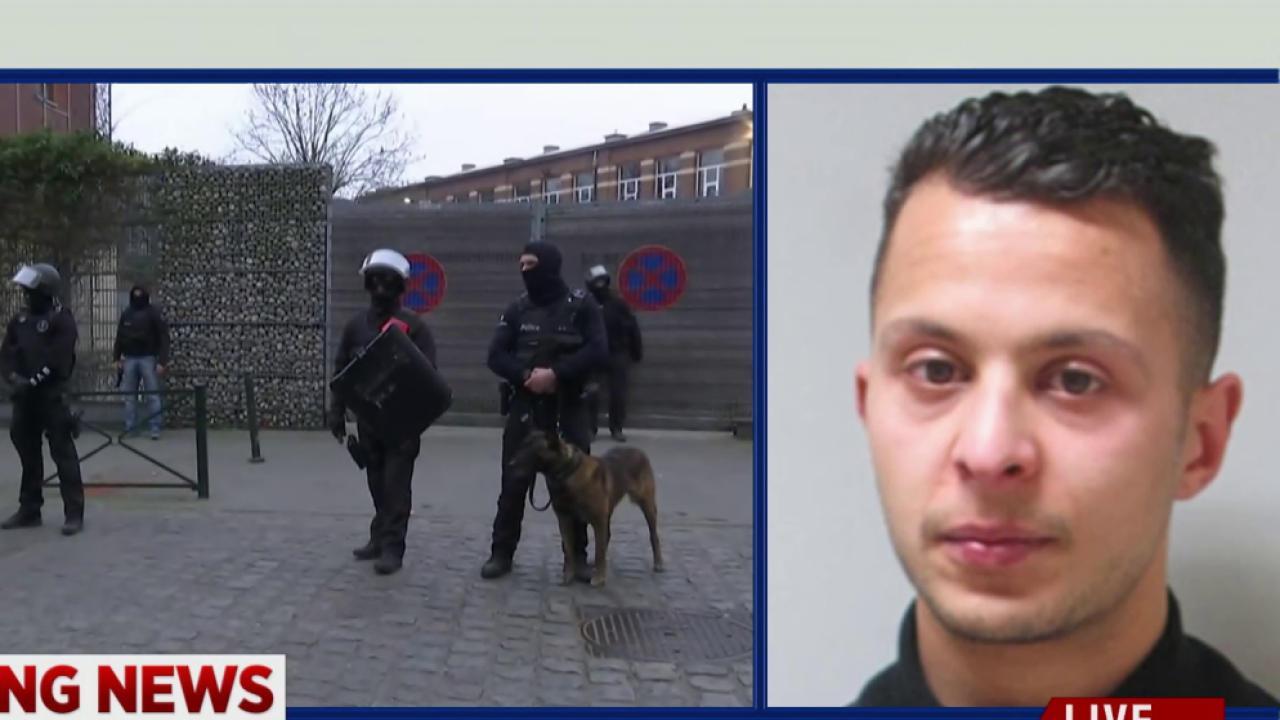 Paris Terror Suspect Captured and Arrested