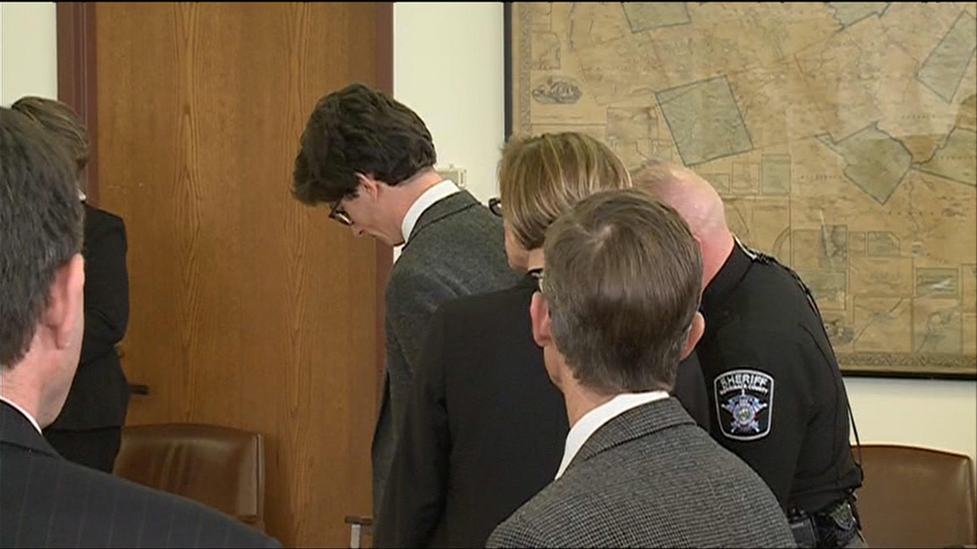 Judges Revokes Owen Labrie's Bail