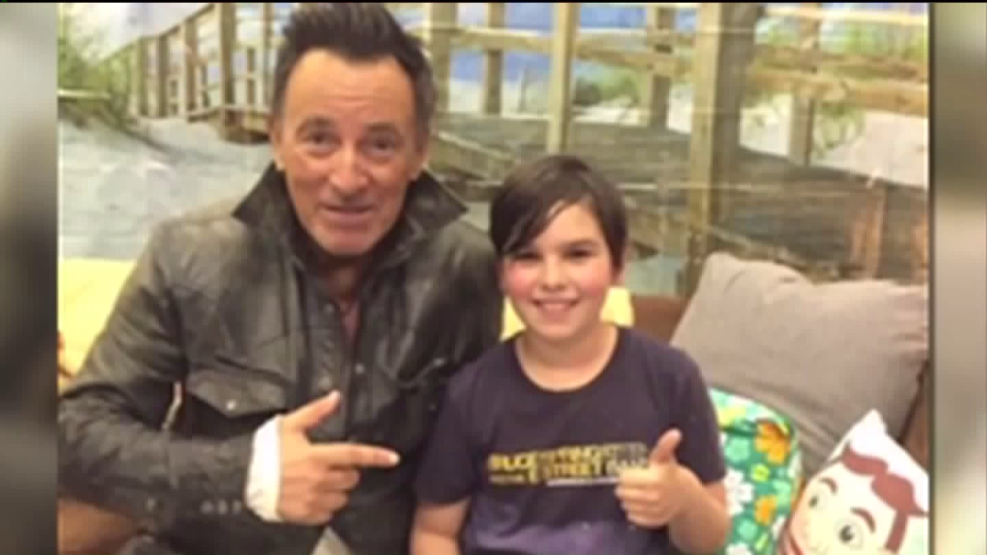 'The Boss' Writes Tardy Note for Boy Out Late at Springsteen Concert