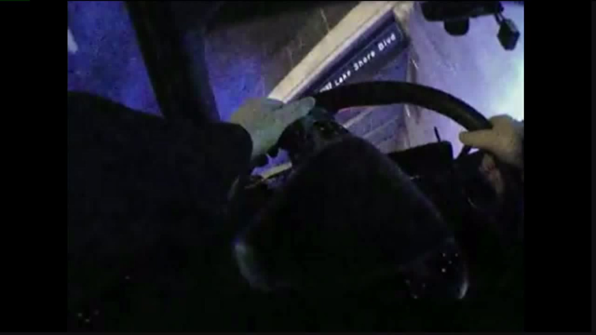 Body Camera Captures Moment DUI Suspect Crashes Into Police Cruiser
