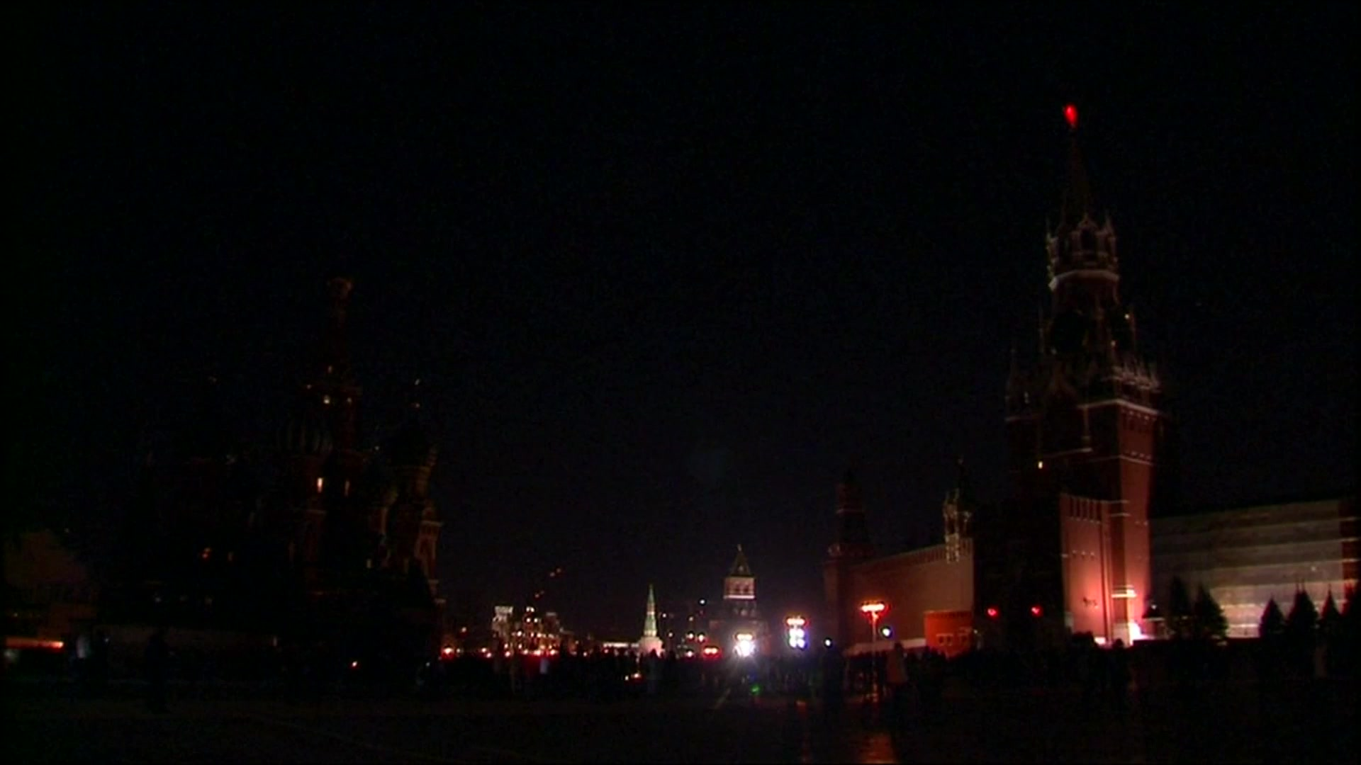 Lights Go Out Around the World for Earth Hour