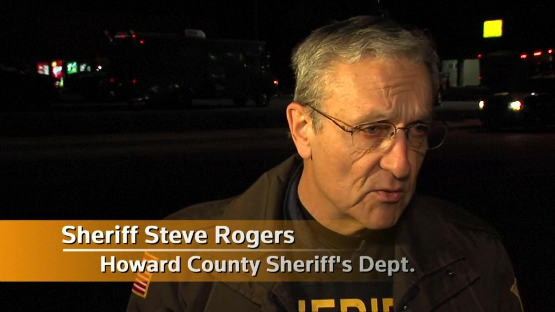 Two Deputies Shot, Suspect Dead in Indiana