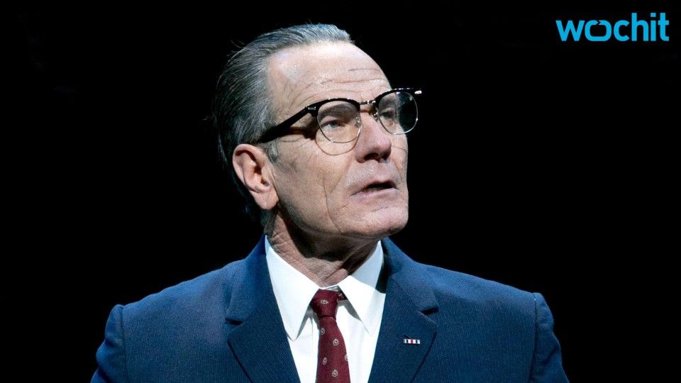 "Bryan Cranston Is President Lyndon B. Johnson In ""All the Way"""