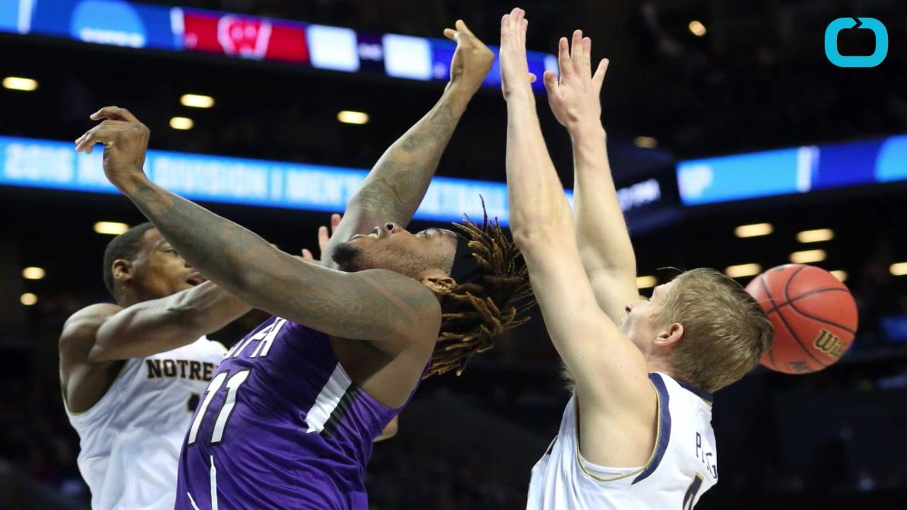 Notre Dame Edges Stephen F. Austin to Reach Sweet 16