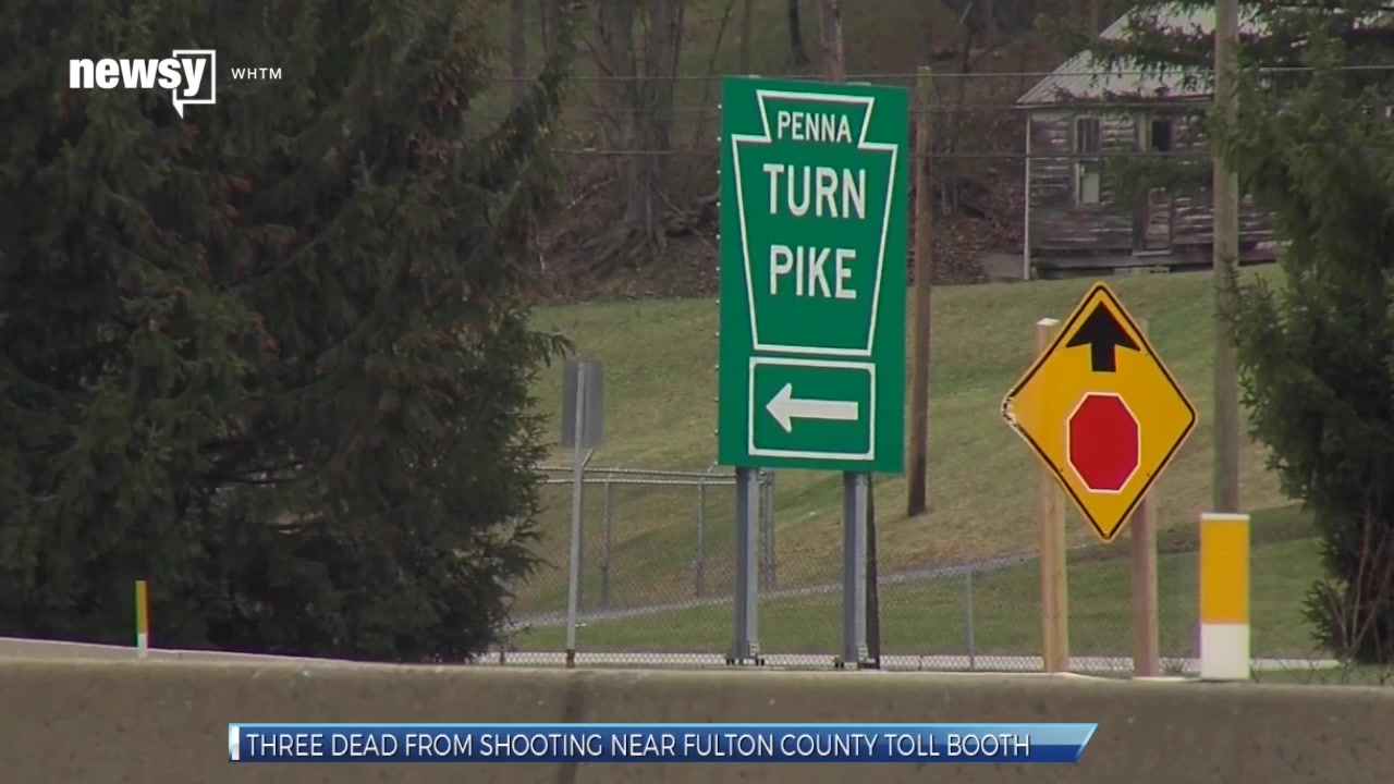 3 Killed in Attempted Robbery on Pennsylvania Turnpike