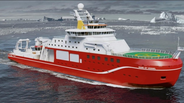 Internet Votes to Name Research Ship 'Boaty McBoatface'