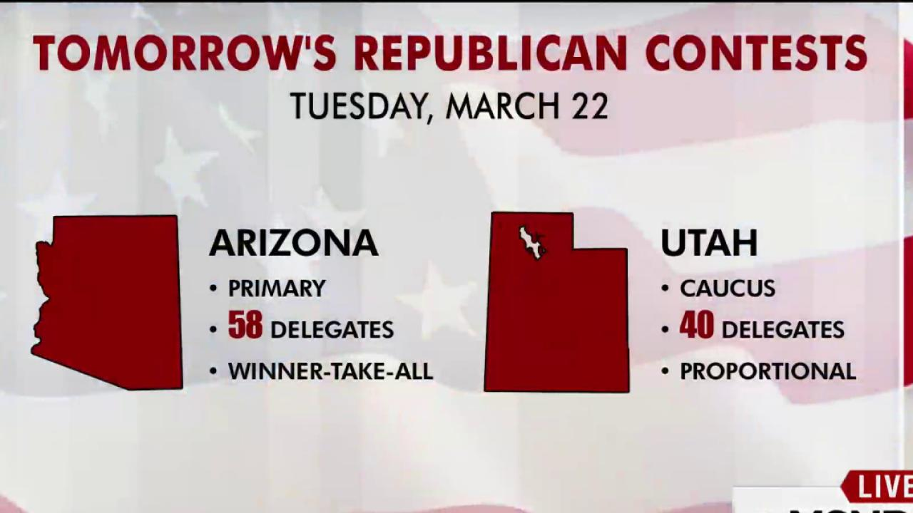 A Look at the Arizona and Utah Primaries