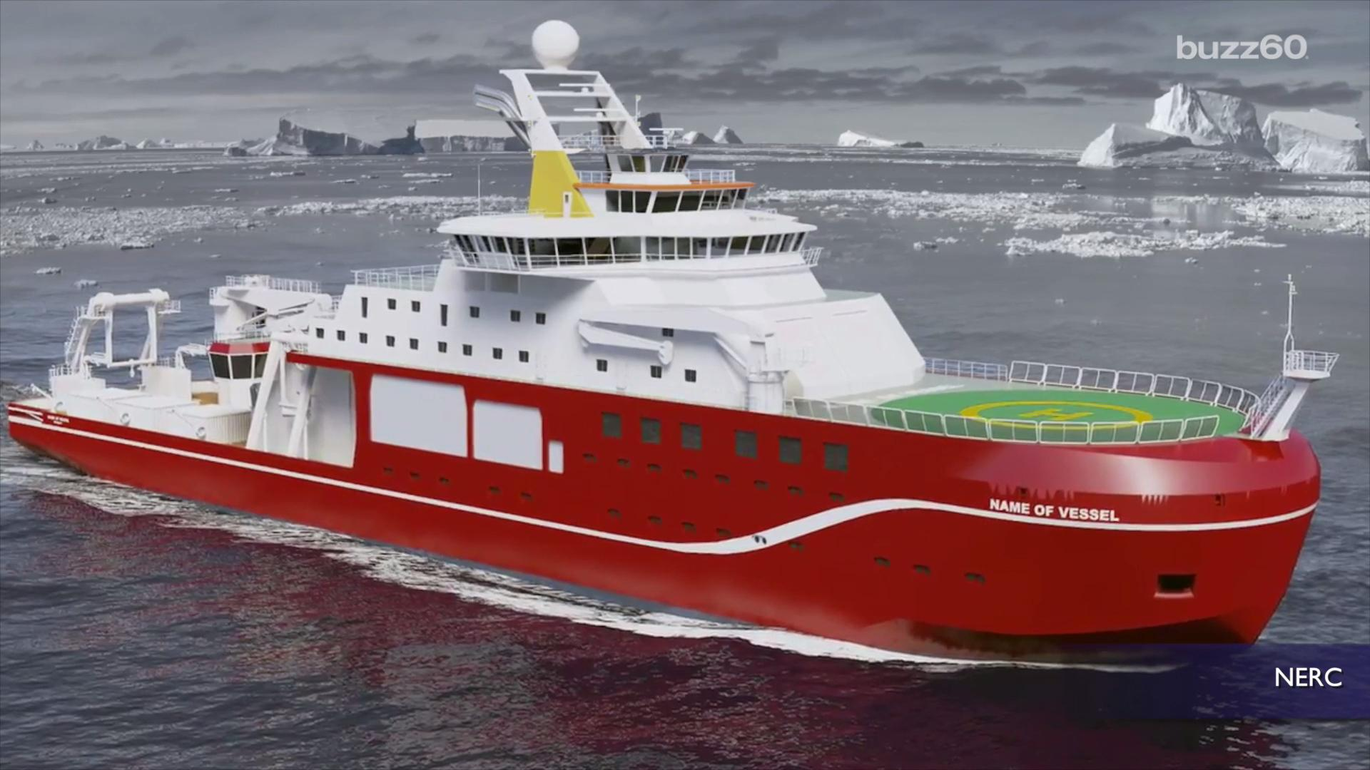 "Man Apologizes for ""Boaty McBoatface"" Suggestion"
