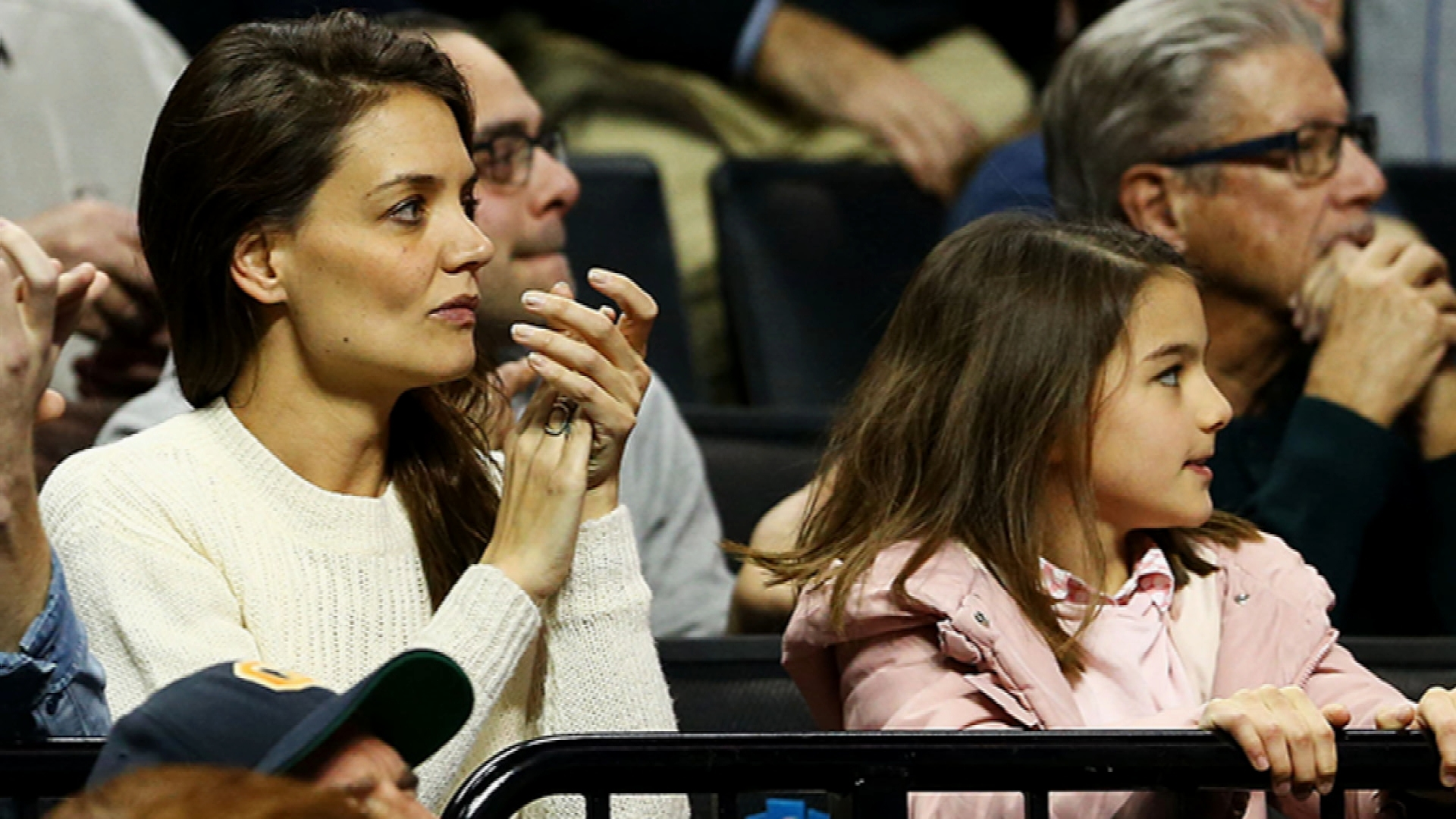 Suri Cruise Is Katie Holmes' Mini-Me