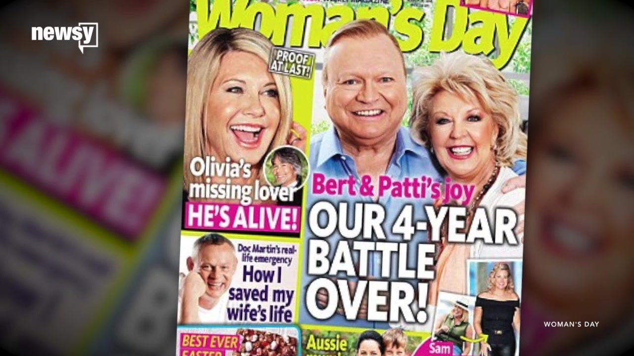 Olivia Newton-John's Former Boyfriend Again Rumored to Be Alive