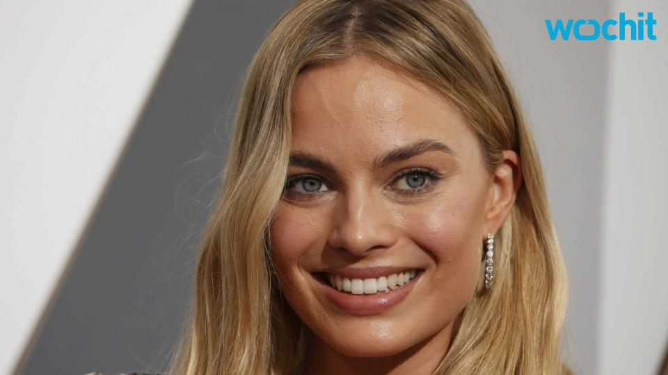 Margot Robbie to Star as Figure Skater Tonya Harding in an Upcoming Biopic