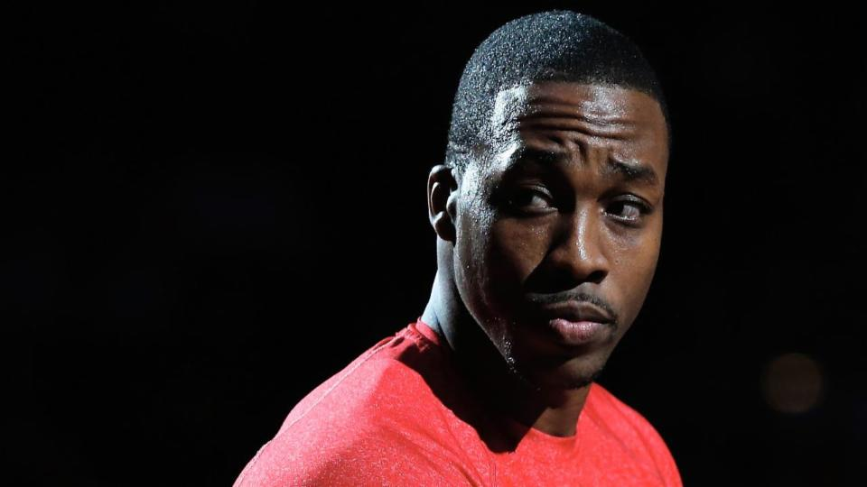Rockets, Dwight Howard receive only official warning for stickum substance