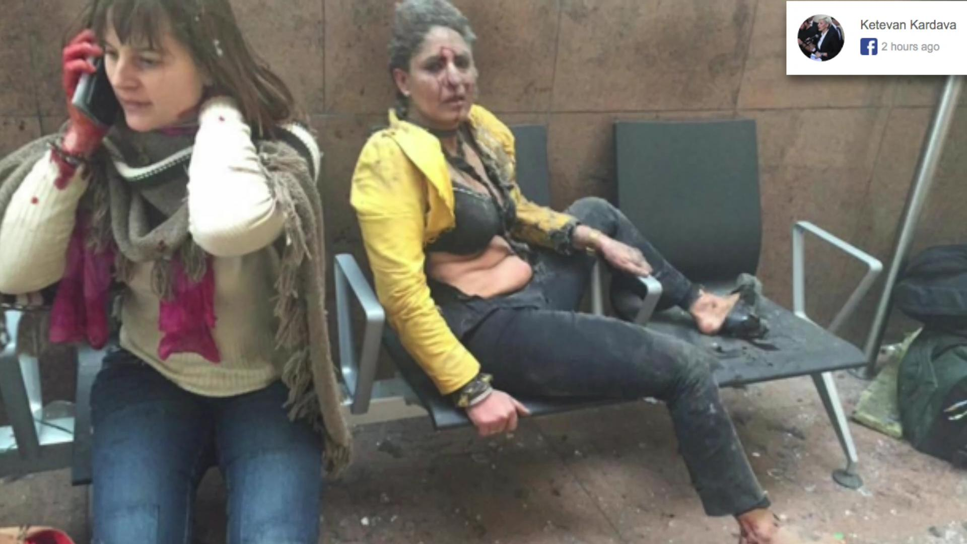ISIS Responsible for Brussels Attacks, Supporters Praise Efforts