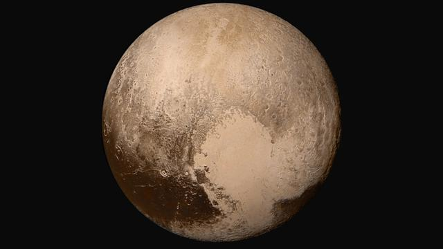 Pluto May Have Had Liquid Nitrogen Rivers And Lakes In The Past