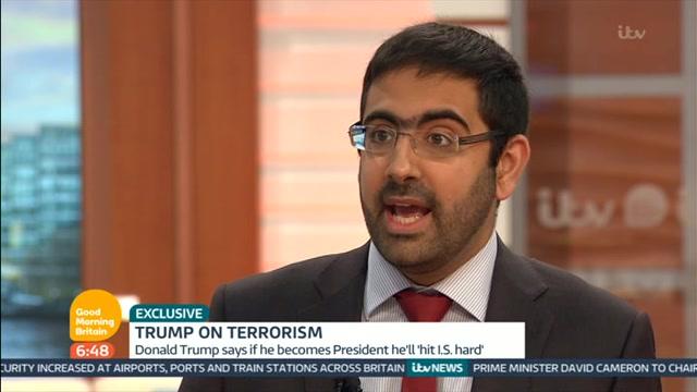 Spokesman Defends UK Muslim Community Against Donald Trump's Remarks