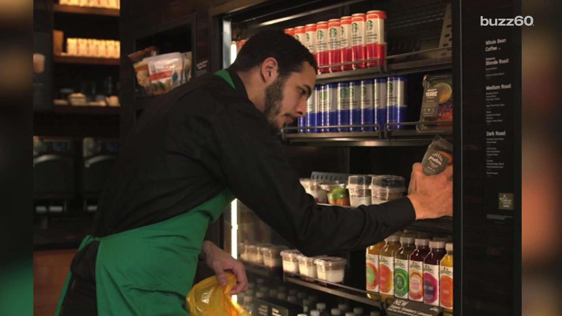 Starbucks Is Doing Something Different with Their Leftover Food