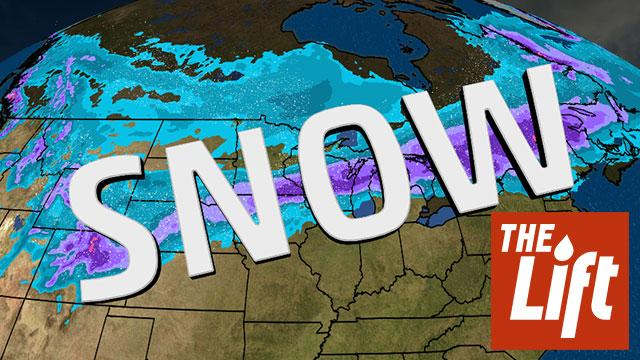Winter Storm Selene Moves Across Upper Midwest