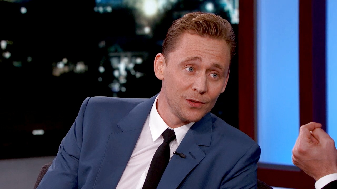 'Jimmy Kimmel Live!': Tom Hiddleston Yodels