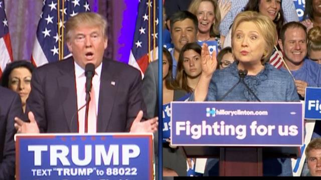Clinton, Trump Win Arizona Primary