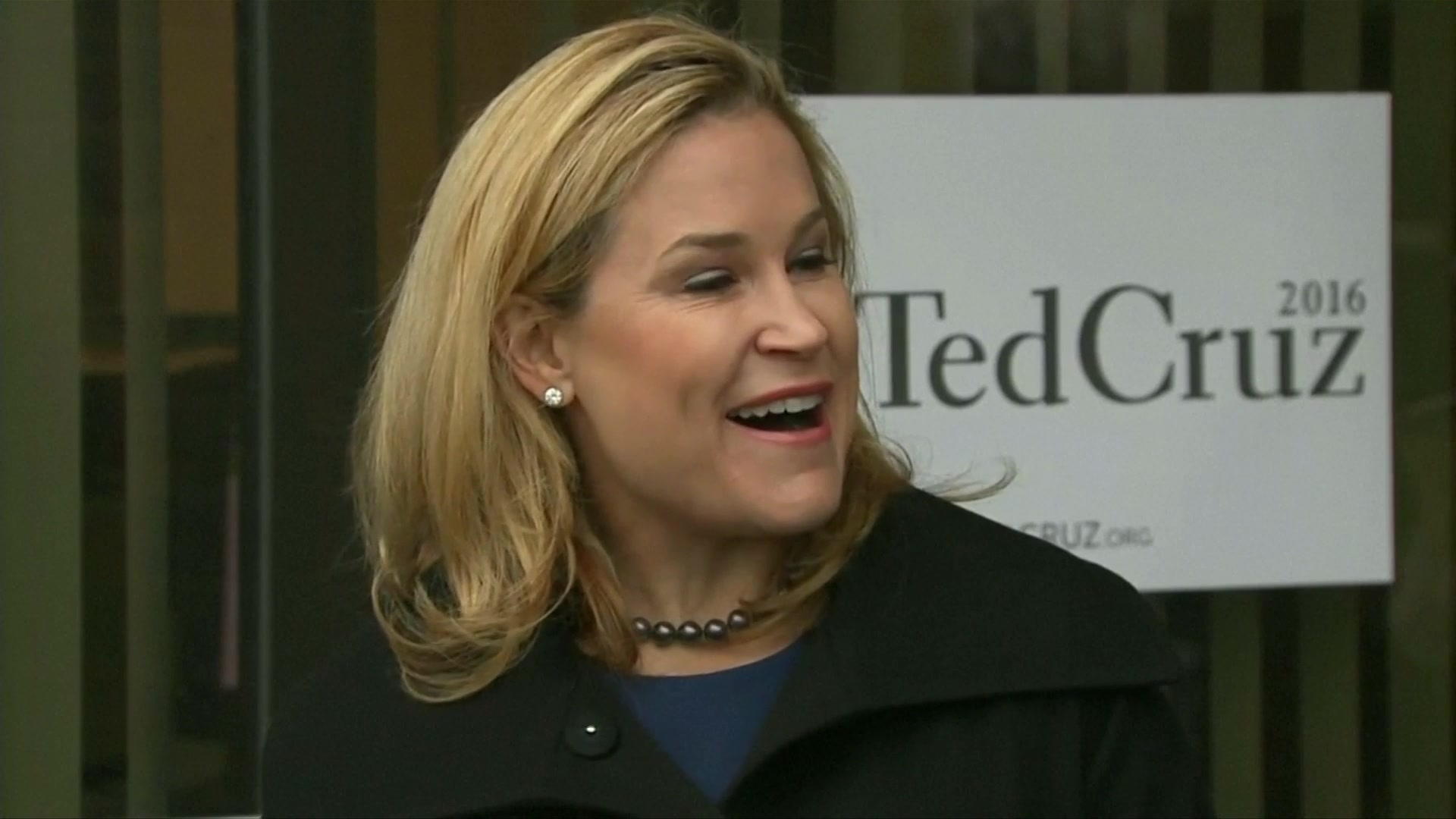 Cruz's Wife Denies Nude Anti-Trump Ad