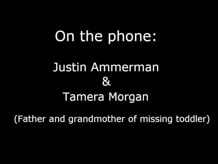 Justin Ammerman Talks About Disappearance of Daughter Shaylyn