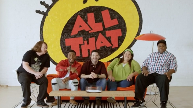 Ready Yet? Get Set. It's an 'All That' Reunion!