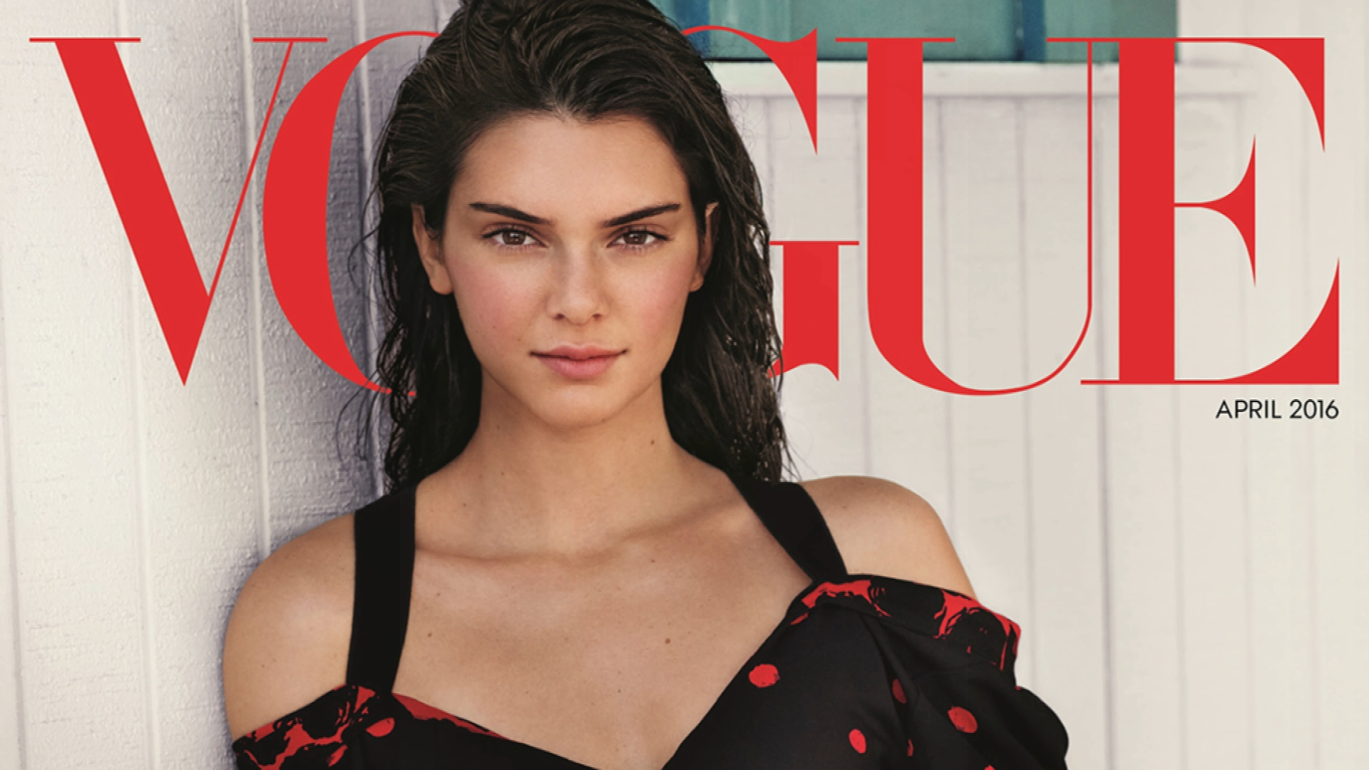 "Kendall Jenner Is All Sorts of Hot For ""Vogue"""