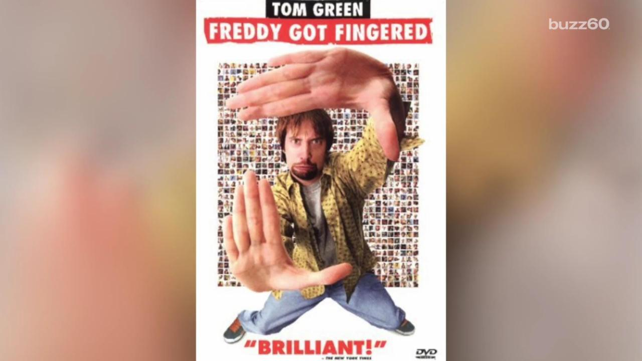 Man arrested for not returning 'Freddy Got Fingered' VHS, 14 years later