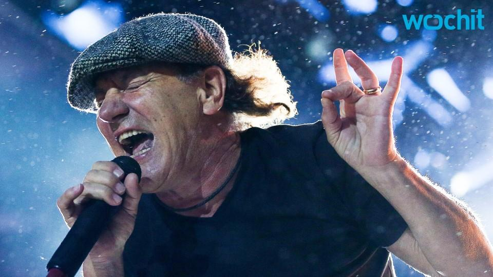 Axl Rose joining AC/DC?