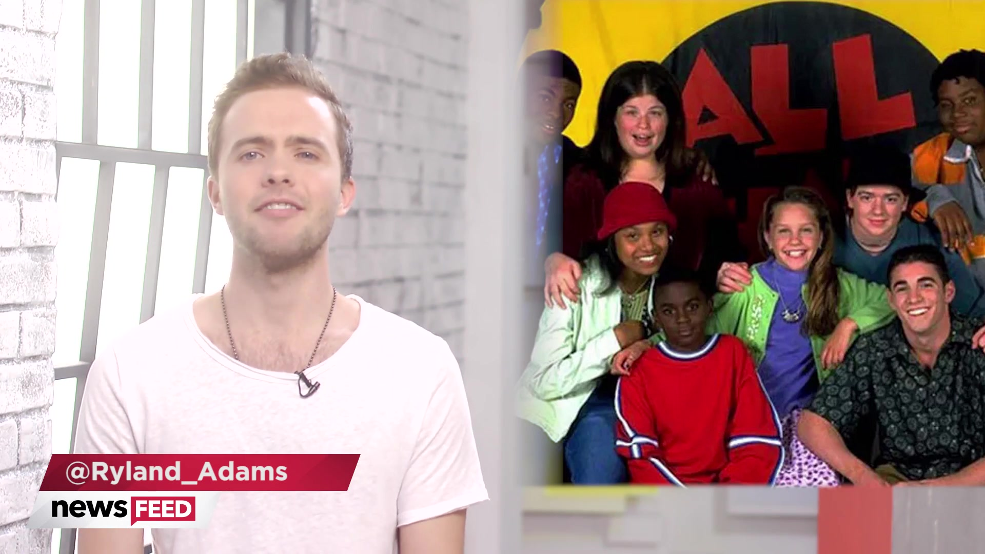 Cast of Nickelodeon's All That Reunites & Makes #TBT Dreams Come True