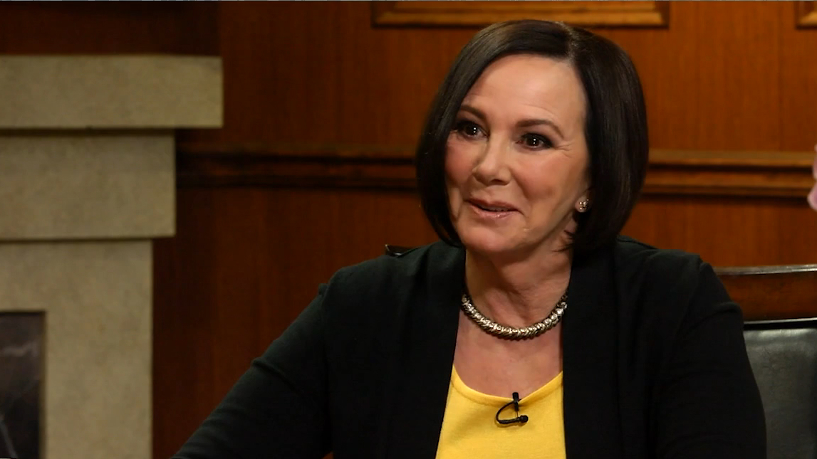 Marcia Clark Reacts to 'The People V. O.J. Simpson'