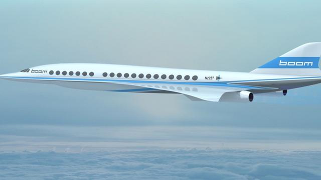Startup Aims To Make Low Cost Supersonic Flights A Reality