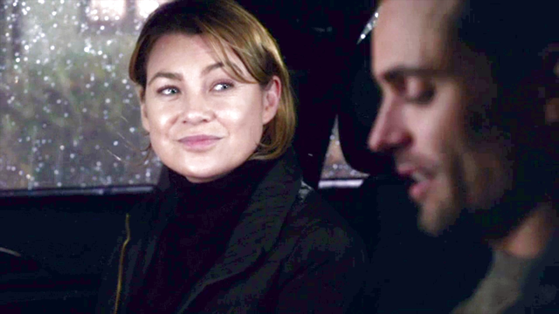 'Grey's Anatomy': Meredith & Thorpe's First Date