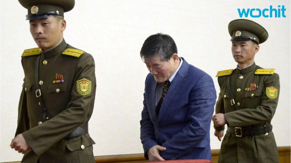 'Captured' Korean-American Confesses To Stealing North Korean Secrets