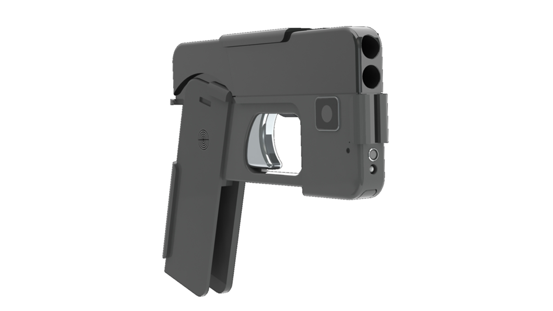 This Gun Looks Like a Cellphone