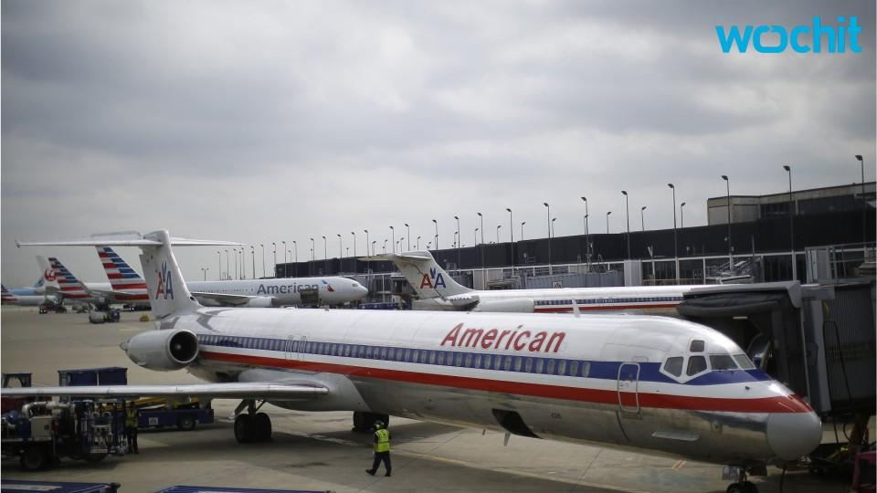 American Airlines Co-Pilot Arrested For Drinking At Detroit Airport