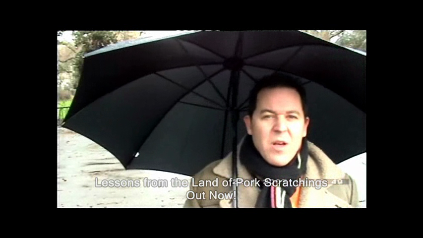 "Author Greg Gutfeld: Why I Wrote ""Lessons from the Land of Pork Scratchings"""