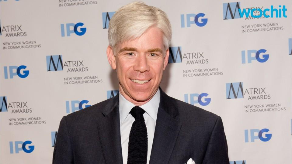 CNN Welcomes David Gregory